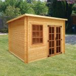 Charnwood Pent Workshop Summerhouses
