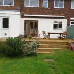 Decking Installers Kent - Finished Deck image 7