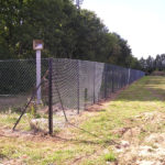 fencing contractor Medway