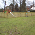 fencing contractor Ashford