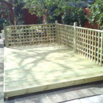 Decking Installers Medway - Finished Deck image 1