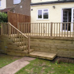 Decking Installers Gillingham - Finished Deck image 4